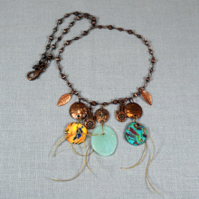 Energy Charms Necklace